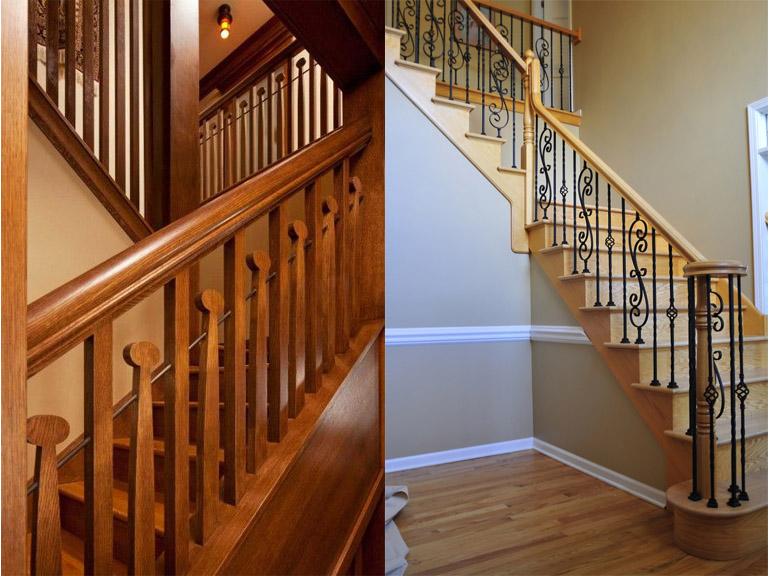 Балясины для лестницы купить по низкой цене - Нижний
