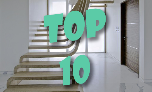 10 фото лучших лестниц