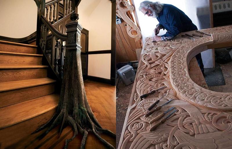 Прайс-лист на заказные элементы лестниц, ступени